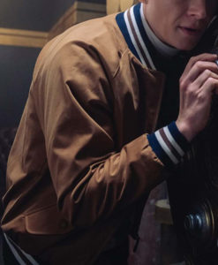 Ludwig Dieter Army of Thieves Bomber Jacket