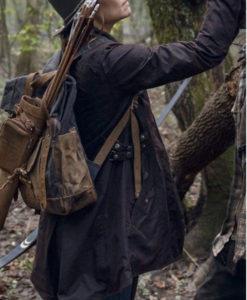 Maggie Rhee The Walking Dead Season 11 Coat