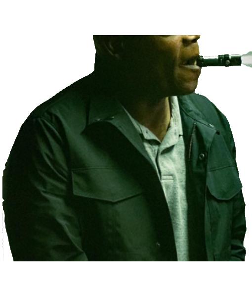 Marcus Banks Spiral 2021 Black Jacket