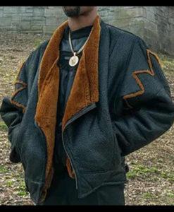 Marvin Power Book III Shearling Jacket