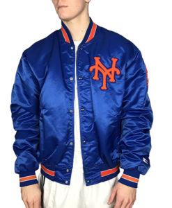 Men's Mets New York Blue Jacket