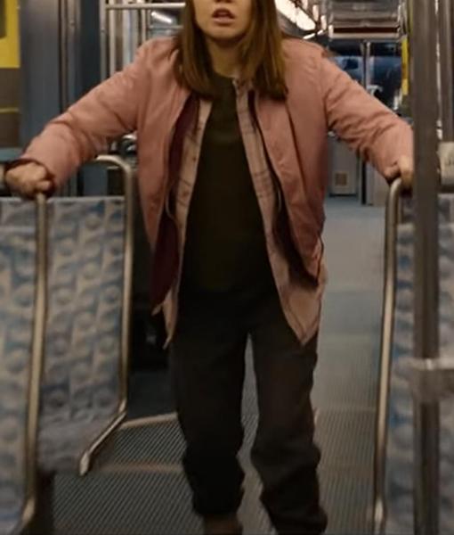 Rachel Sweet Girl Puffer Jacket