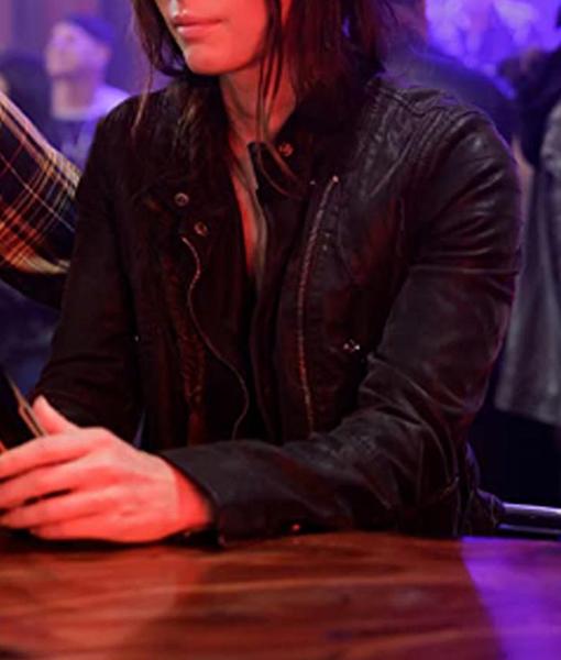 Rebecca Lombardi Midnight in the Switchgrass Black Jacket