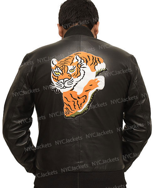 Rocky Balboa Tiger Jacket