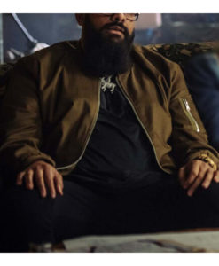 Rolph Army of Thieves Bomber Jacket