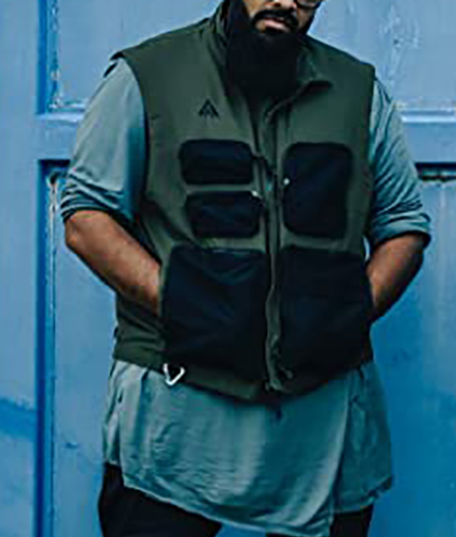 Rolph Army of Thieves Vest