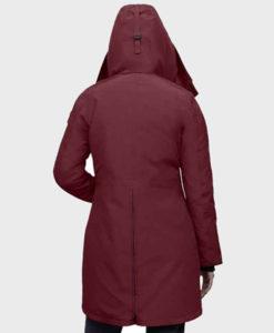 Sarah Cooper The Republic Of Sarah Parka Coat