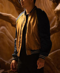 Shang-Chi's Shang-Chi and the Legend of the Ten Rings Bomber Jacket