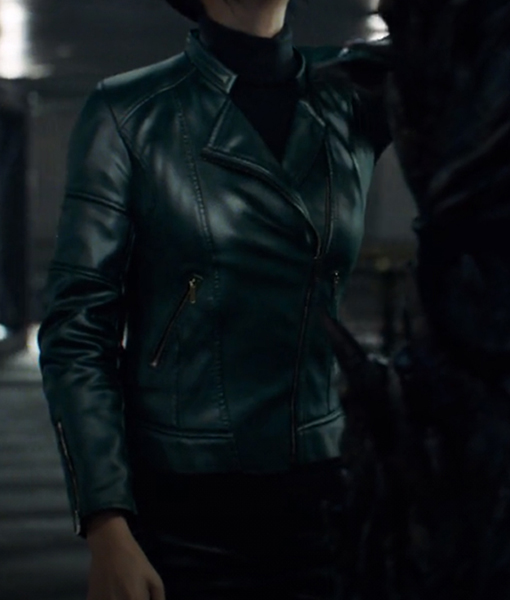 Shen May Resident Evil Infinite Darkness Leather Jacket