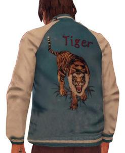 Tiger Judgement Jacket