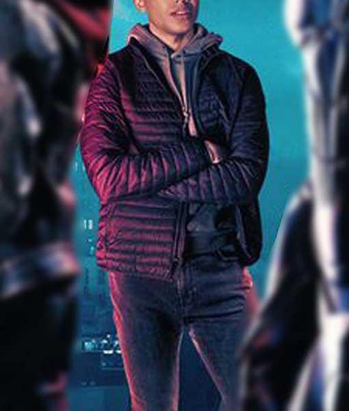 Tim Drake Titans S03 Puffer Jacket