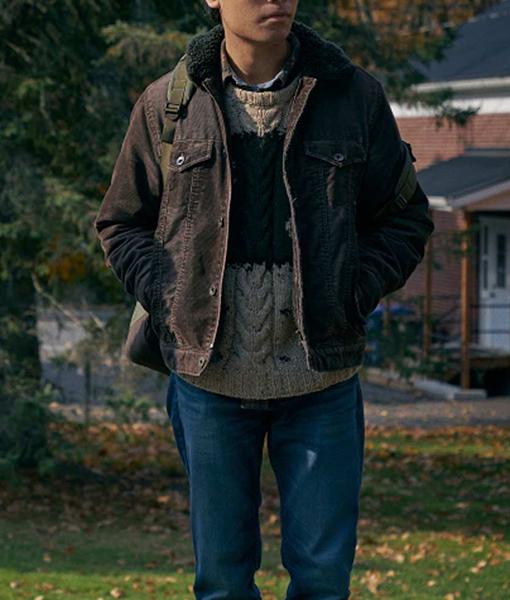 Tyler Easterbrook The Republic of Sarah Jacket
