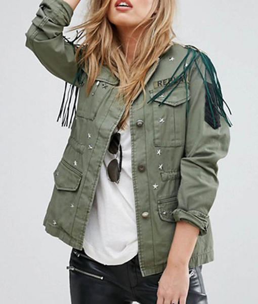 Women's Replay Hollywood Jacket