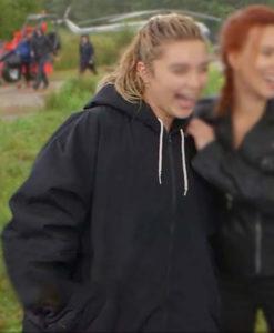 Yelena Belova Black Widow Hoodie