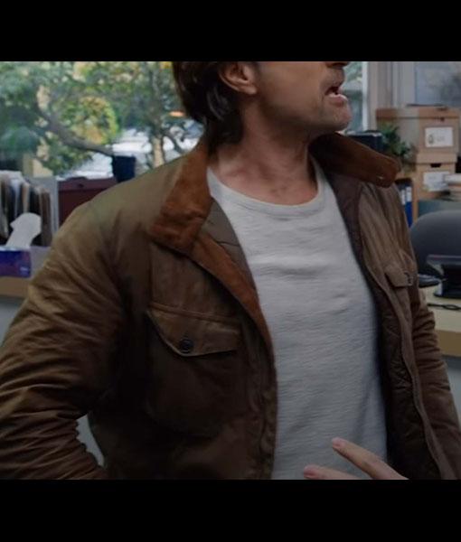 Jack Sheridan Virgin River S03 Cotton Jacket
