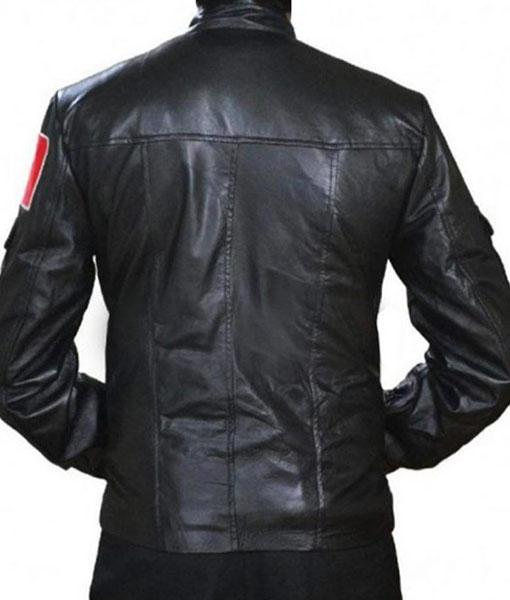 Lt. Colonel John Sheppard Stargate Atlantis Leather Jacket