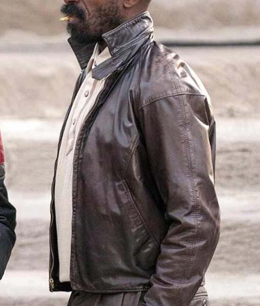 Reg Taylor The Chi Brown Jacket