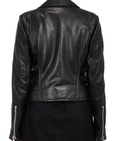 Ruby American Horror Stories 2021 Leather Jacket