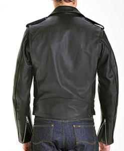 Amadi Shrill Leather Jacket
