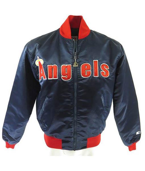 Anaheim Angels 80s California Jacket