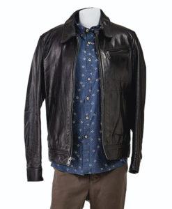 Billy McBride Goliath Leather Jacket