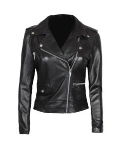 Carrie Brownstein The Nowhere Inn Leather Jacket