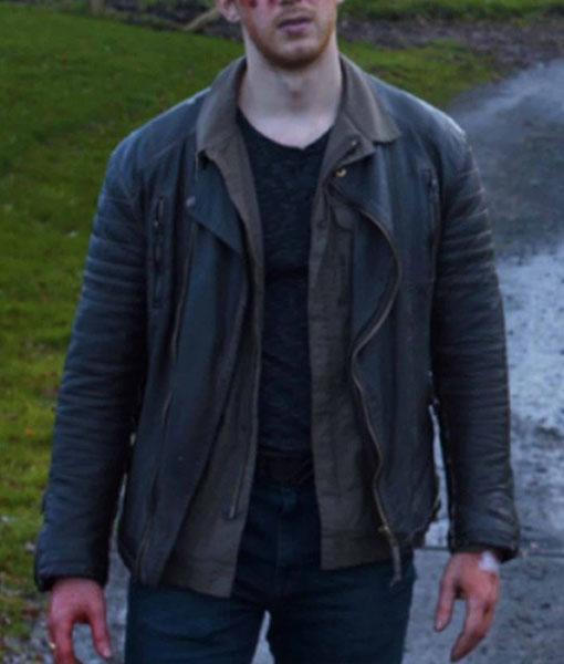 Derek Holiday Monday Leather Jacket