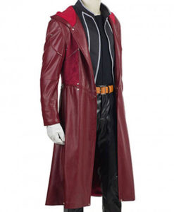 Edward Elric Fullmetal Alchemist Hooded Coat