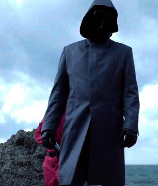 Frontman Squid Game Coat