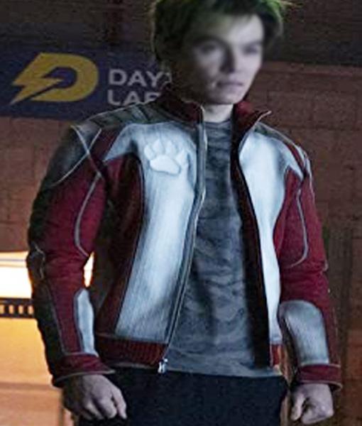Gar Logan Titans S03 Leather Jacket