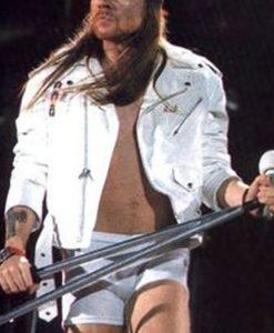 Guns N Roses Axl Rose Leather Jacket