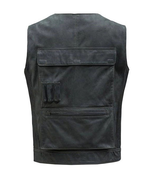 Han Solo Star Wars Leather Vest