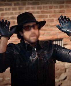Harry Keshegian The Equalizer S02 Leather Jacket