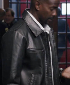 Jake Collins Redemption in Cherry Springs Leather Jacket