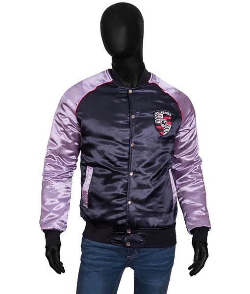 Joey Tribbiani Friends Varsity Jacket