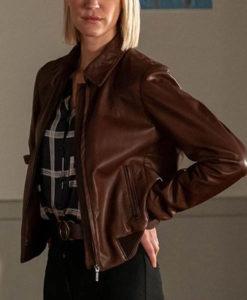 Lauren Lee Smith Frankie Drake Mysteries Jacket