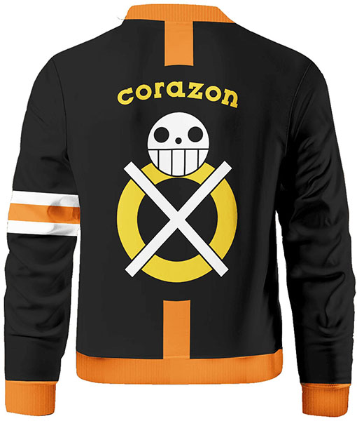 One Piece Corazon Bomber Jacket