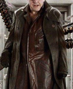 Otto Octavius Spider-Man No Way Home Trench Coat