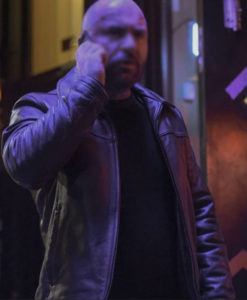 Segev Azulay Hit And Run Leather Jacket