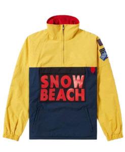 Snow Beach Hip Hop Jacket