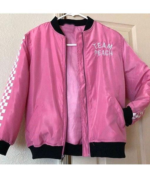 Super Nintendo Team Peach Jacket