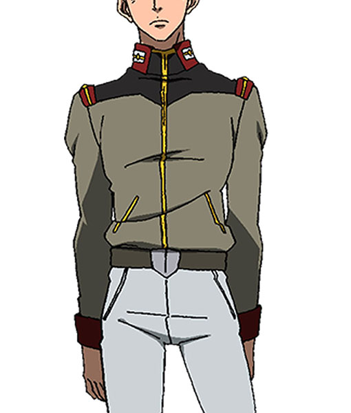 The Gundam Pilot Jona Basta Jacket