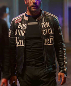 Vincent American Night Leather Jacket