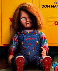 Chucky (2021) Blue Jumpsuit