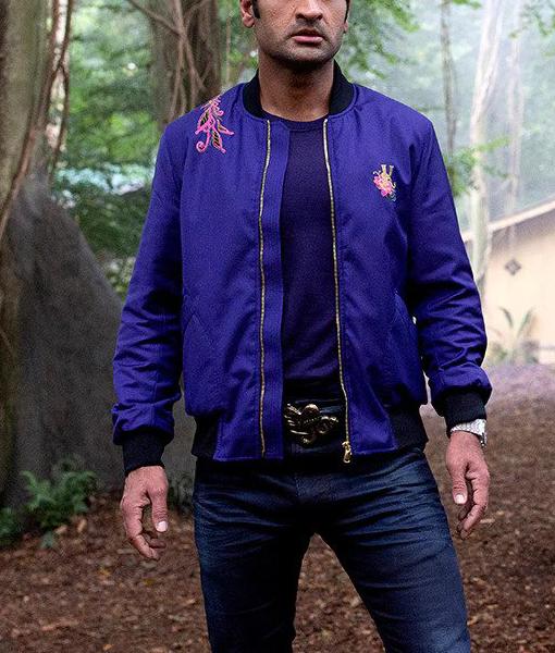 Kingo Eternals Bomber Jacket